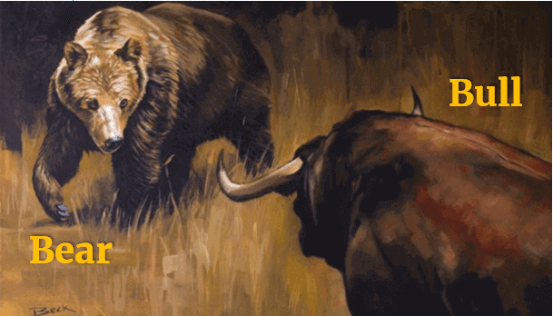 Bull market and bear market