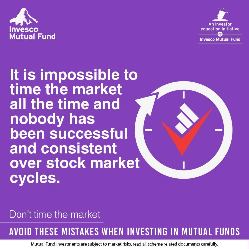 Mutual fund mistakes to avoid